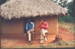 OBAMA 21 yrs back in his grandma's place