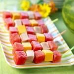 Watermelon-Pasteque-فن تناول البطيخ الأحمر